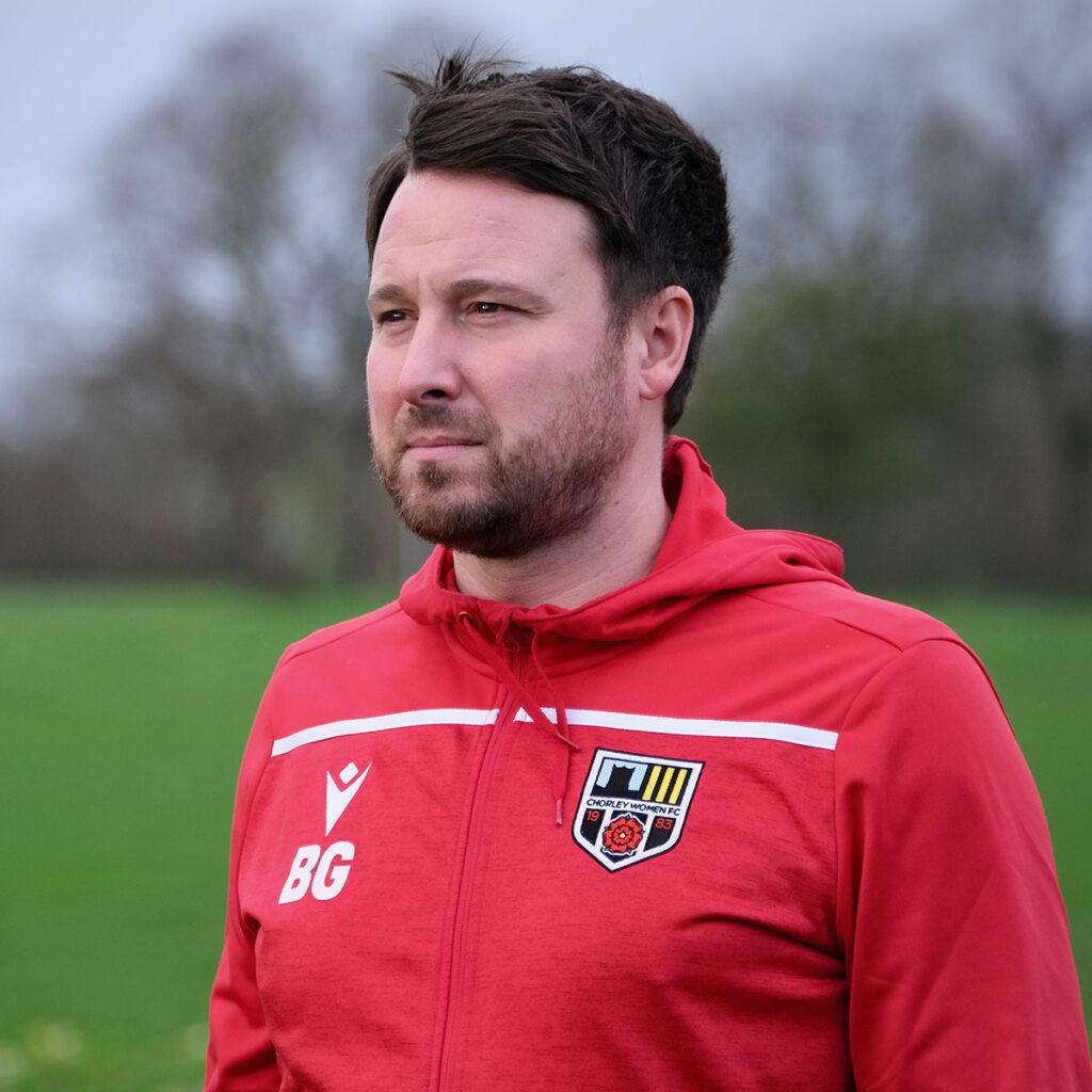 Football coach Ben Gooden